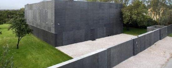 16 Фото первого в мире дома для защиты от живых мертвецов