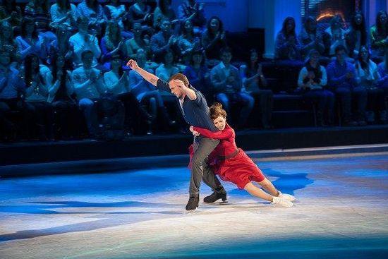 Александра урсуляк, участница шоу «ледниковый период – 2014»: «я боролась со своими страхами»
