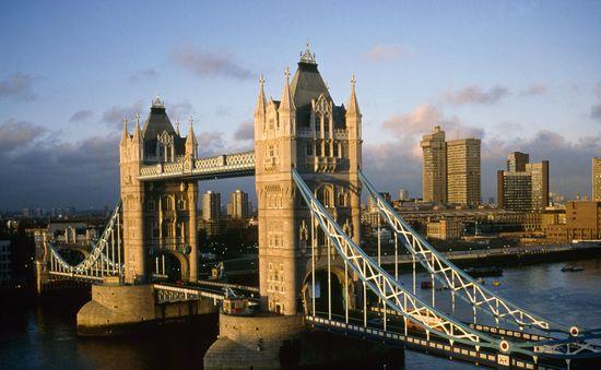 лондоне