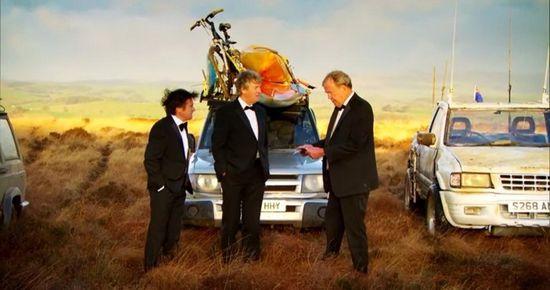 «Би-би-си» продолжает показ шоу «top gear». видео