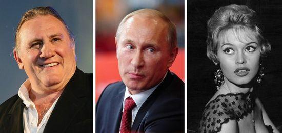 Брижит бардо грозится переехать в россию вслед за депардье