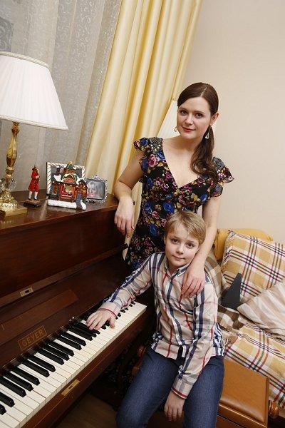Дарья калмыкова: заслуженный тренер семьи
