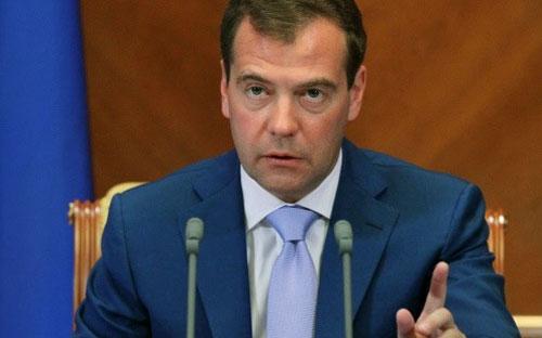Дмитрий медведев: за2015 год в стране было запущено более 800 инвестпроектов - «челябинская область»