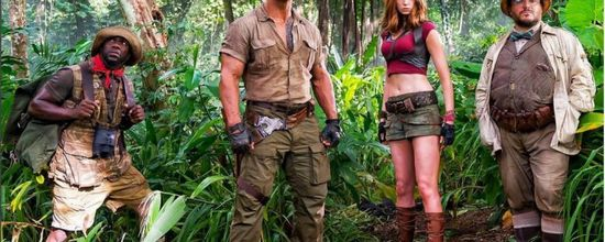 Добро пожаловать в джунгли, джонсон
