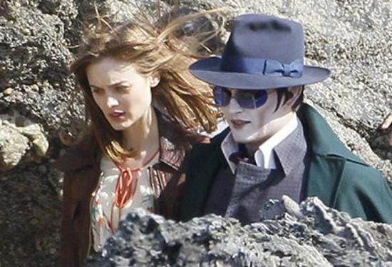 Джонни депп: «вампир — это не фотомодель!»