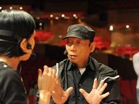 Фестиваль astana: интервью с ву-пин юэнем