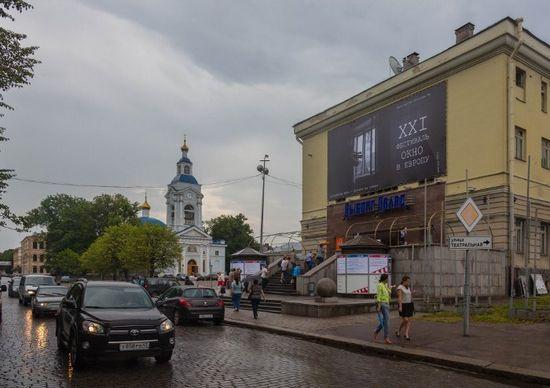 Фестиваль «окно в европу»-2013 открывается в выборге