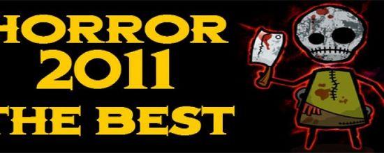 Хоррор-оскары: лучшие фильмы ужасов 2011 года