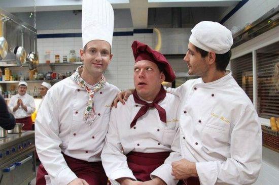 Истории со съемок сериала «кухня»