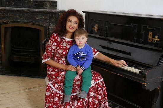 Эвелина бледанс: «сёма делает большие успехи»