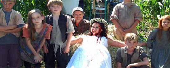 Кадры, фото со съемок, трейлер фильма дети кукурузы: генезис