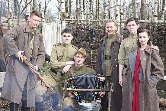 Какие новые русские сериалы смотреть в мае 2016 года