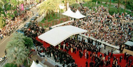 Канны-2012. красная дорожка и церемония открытия