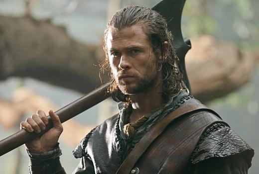 Крис хемсворт: «меня беспокоило, что охотник не был героем, как тор»