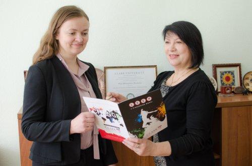 Людмила шестакова: юургу планирует расширить программу двойных дипломов с университетом кларка - «новости челябинска»