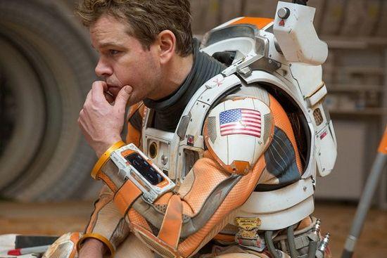 «Марсианин»: зачем мэтт дэймон растил картофель на съемках фильма