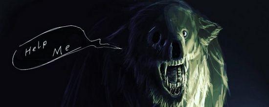 Медведь-мутант из аннигиляции стал героем фан-артов