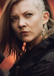 Натали дормер: татуировка выражает суть моей героини