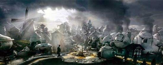 Нью-кадры: оз: великий и могучий, темный рыцарь: возрождение легенды, паранормальный норман