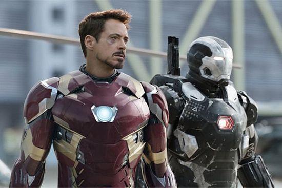 «Первый мститель: противостояние»: актеры и роли