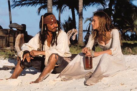 Пираты карибского моря: проклятие черной жемчужины, пираты карибского моря: на краю света