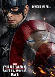 Пользовательская рецензия на фильм первый мститель 3: противостояние