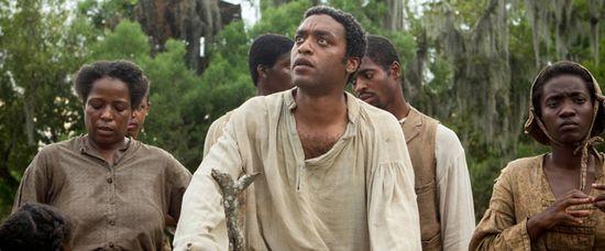 Рецензия на фильм «12 лет рабства»