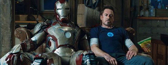 Рецензия на фильм «железный человек 3»