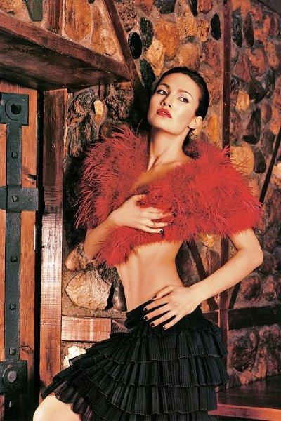 Российские актрисы, которые начинали как модели