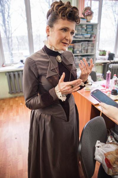 «Тайны института благородных девиц»: алиса сапегина долго привыкала к сергею астахову