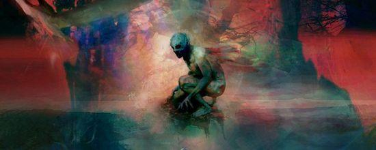 Танцы на грани между ужасом и искусством