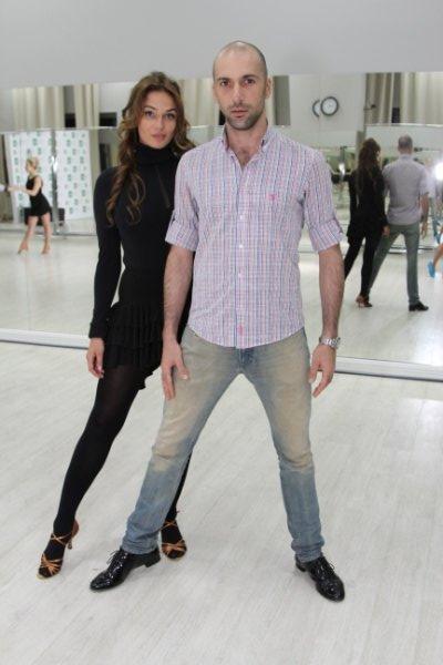 «Танцы со звездами — 2013»: алена водонаева и евгений папунаишвили не боятся быть первыми