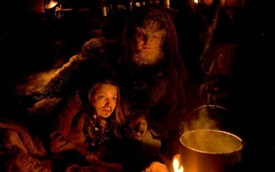 Вилкова закрутила любовь со снежным человеком
