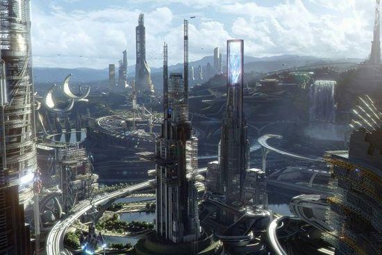 «Земля будущего»: чем создатели фильма удивили джорджа клуни и хью лори