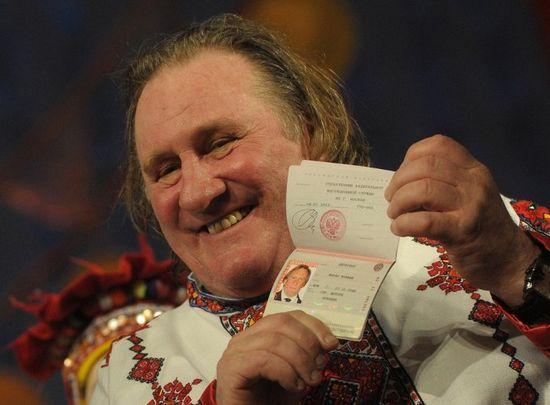 Жерар депардье отказался от поста министра культуры мордовии